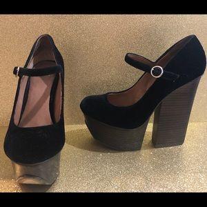 """Shelly London 5"""" heel"""